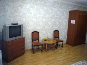 www.hotel-katyusha.ru Комната №1. 2 этаж. Гостевой дом КАТЮША. Миллерово. Ростовская область. Трасса М-4 ДОН